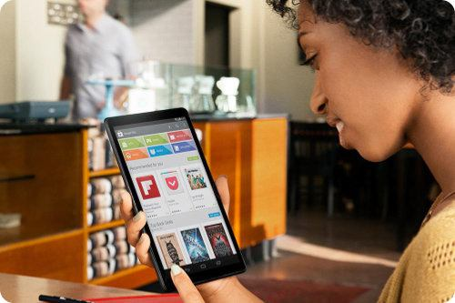 La Nexus 8 estará llegando a mediados de año