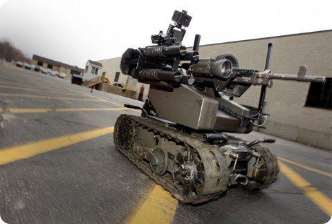 Los robots serán los soldados del futuro