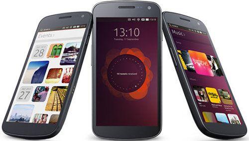 Los smartphones Ubuntu Touch no llegarán al mercado pronto