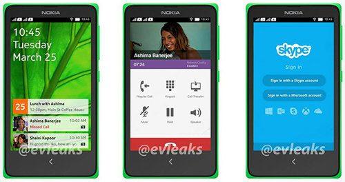 Más detalles de Normandy, el smartphone Android de Nokia