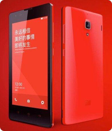 Más detalles del poderoso Xiaomi Hongmi 2
