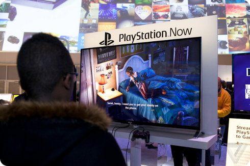 PlayStation Now permitirá hacer streaming de juegos de PS1 y PS2