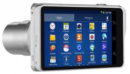 Samsung anuncia la Galaxy Camera 2