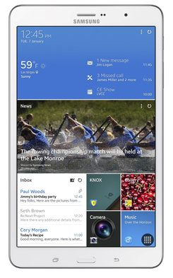 Samsung estrena cuatro nuevas tablets