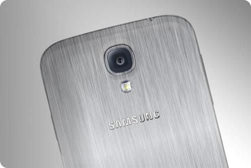 Samsung lanzará un smartphone con carcasa metálica junto al Galaxy S5