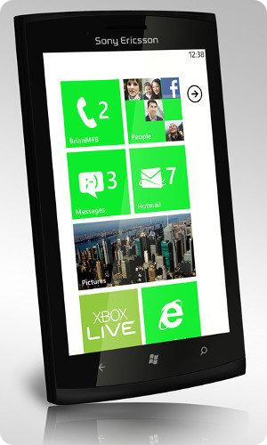 Sony lanzará un smartphone Windows Phone sobre mitad de año