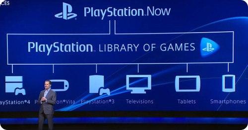 Sony presenta el servicio PlayStation Now