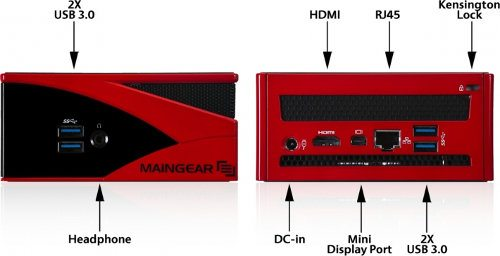 Spark: la nueva Steam Machine de Maingear