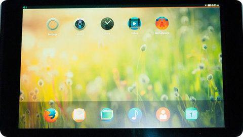 Una tablet Firefox OS de cuatro núcleos está en camino