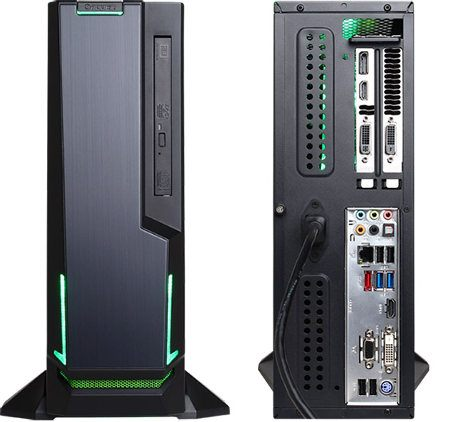 Zeus Mini: las nuevas máquinas gamer de CyberPowerPC