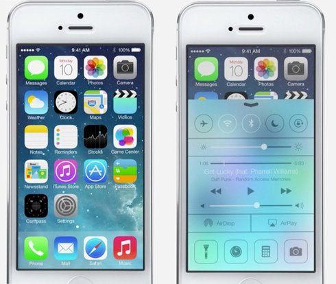 iOS 7 ya está presente en un 80% de los dispositivos compatibles