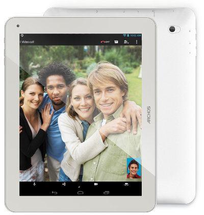 Archos presenta tres nuevas tablets Neon