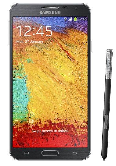 Así es el nuevo Samsung Galaxy Note 3 Neo