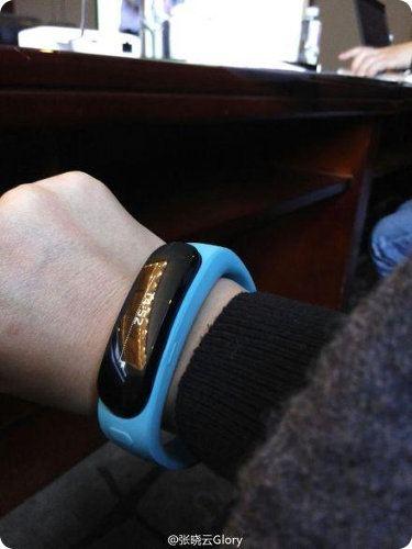 Así es el smartwatch de Huawei