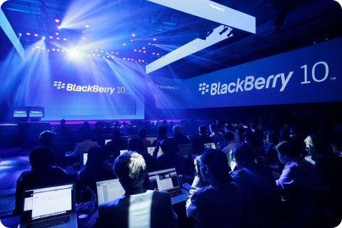 BlackBerry lanzará un smartphone octa-core en septiembre
