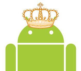 El 80% de los smartphones vendidos en 2013 fueron Android