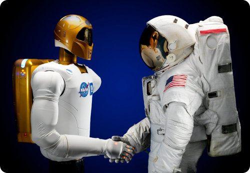 El Robonaut de la NASA se convertirá en un doctor