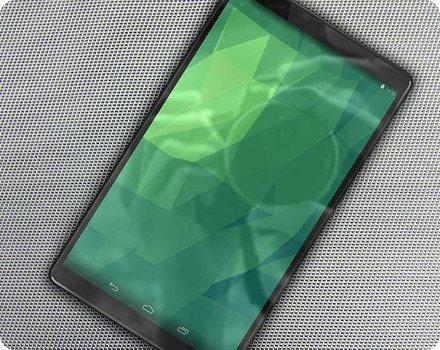 En abril llegará la Nexus 8