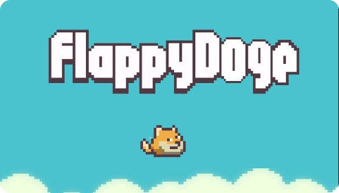 Flappy Doge: la alternativa web a Flappy Bird