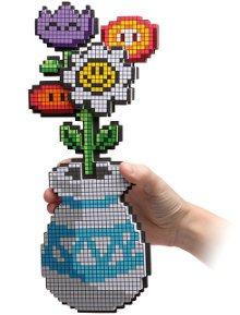 Florero de 8 bits