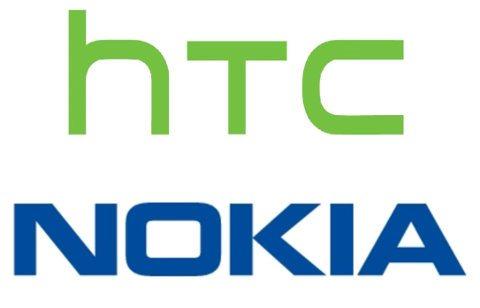 HTC y Nokia ponen fin a su guerra de patentes