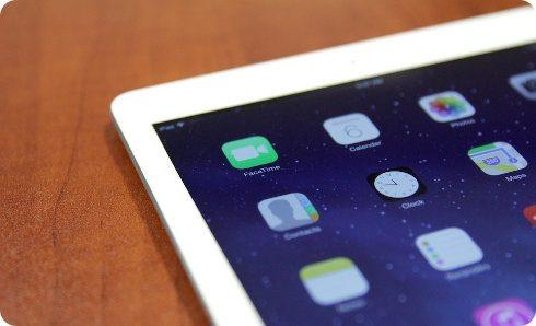 Jurado del MWC elige al iPad Air como la mejor tablet