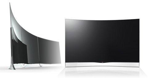 LG baja en más de un 50% el precio de una de sus TVs OLED curva