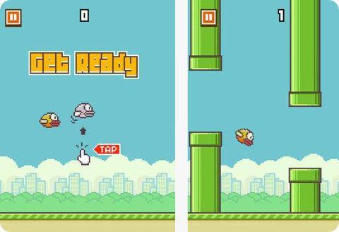 Los clones de Flappy Bird están siendo dados de baja