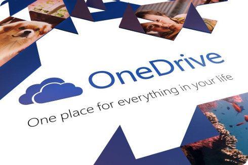 Microsoft lanza OneDrive