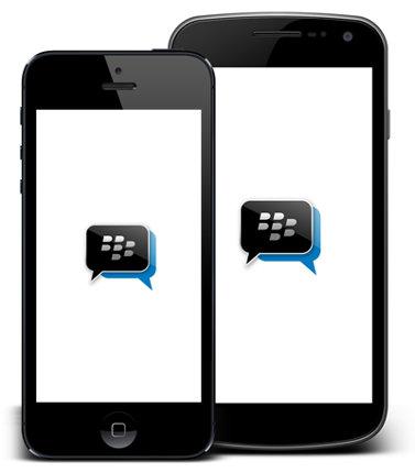 Nueva actualización de BBM para iOS y Android