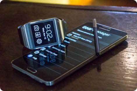 Samsung presentaría un nuevo Galaxy Gear en el evento Unpacked