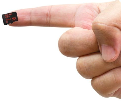 Sandisk estrena la primera microSD de 128GB