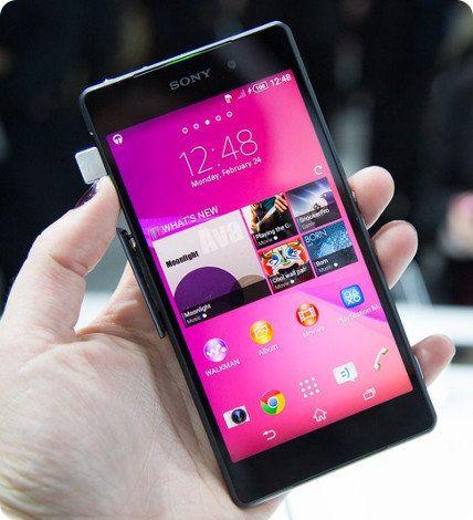 Sony presenta al nuevo Xperia Z2