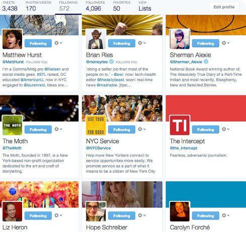 Twitter cada vez se parece más a Facebook