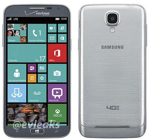 ATIV SE: el nuevo smartphone Windows Phone de Samsung