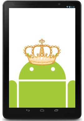Android dominó el sector de las tablets en 2013