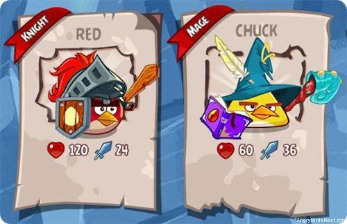 Angry Birds Epic será un RPG por turnos