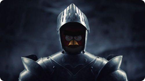 Angry Birds se traslada a la Edad Media