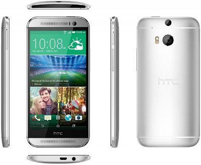 Anunciado el HTC One M82