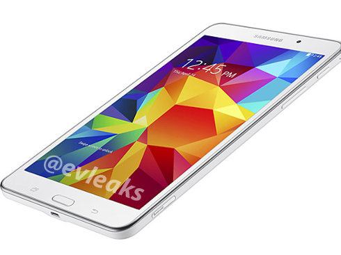 Así es la nueva Galaxy Tab 4 de Samsung