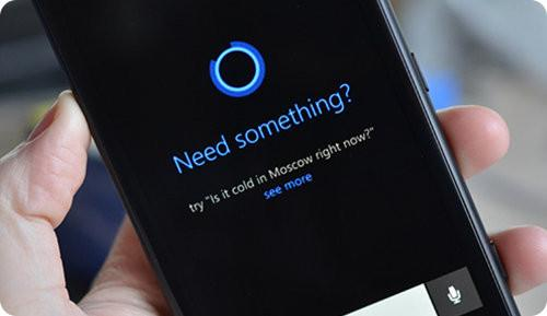 Así se ve Cortana, el asistente de Windows Phone 8.1