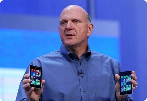 Ballmer reconoce que Microsoft cometió errores en el sector móvil