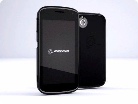 Boeing Black Phone: el móvil que se autodestruye