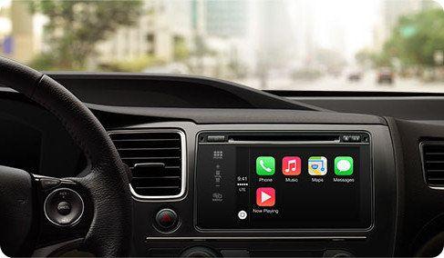 CarPlay: la mejor forma de usar iPhone en el coche