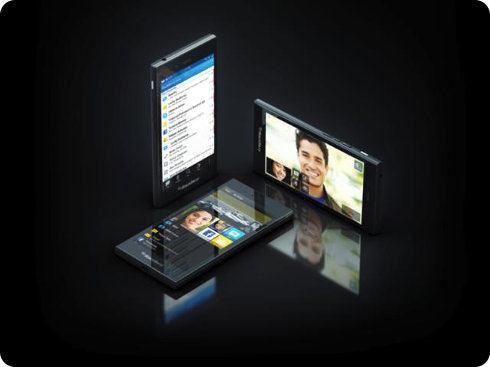 El BlackBerry Z3 llevará una pantalla HD