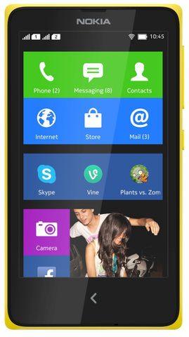 El Nokia X es muy solicitado en el mercado chino