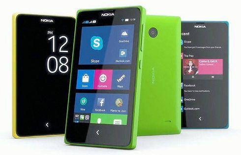 El Nokia X está siendo fabricado en China