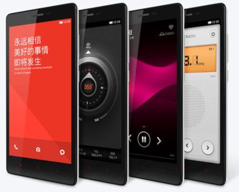 El Xiaomi Redmi Note se vende muy bien en China