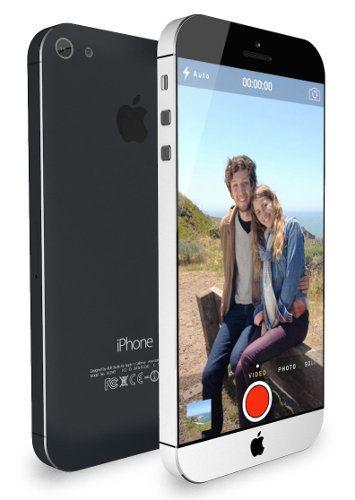El iPhone 6 tendrá sensores de humedad, temperatura y presión