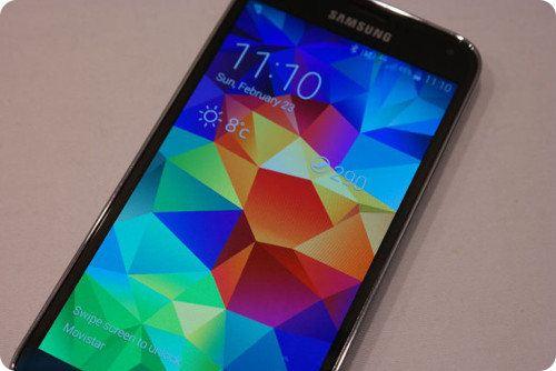 El lanzamiento del Galaxy S5 se adelantará en Corea del Sur
